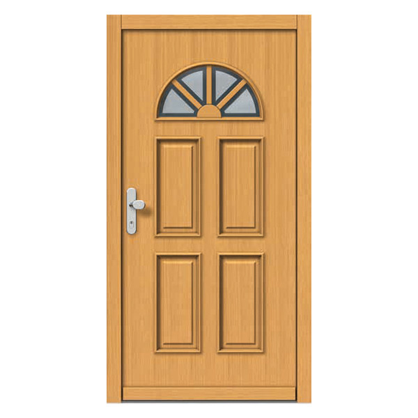 Pine Wood Country House Door