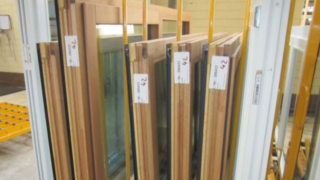 Timber profiles ready for shipping