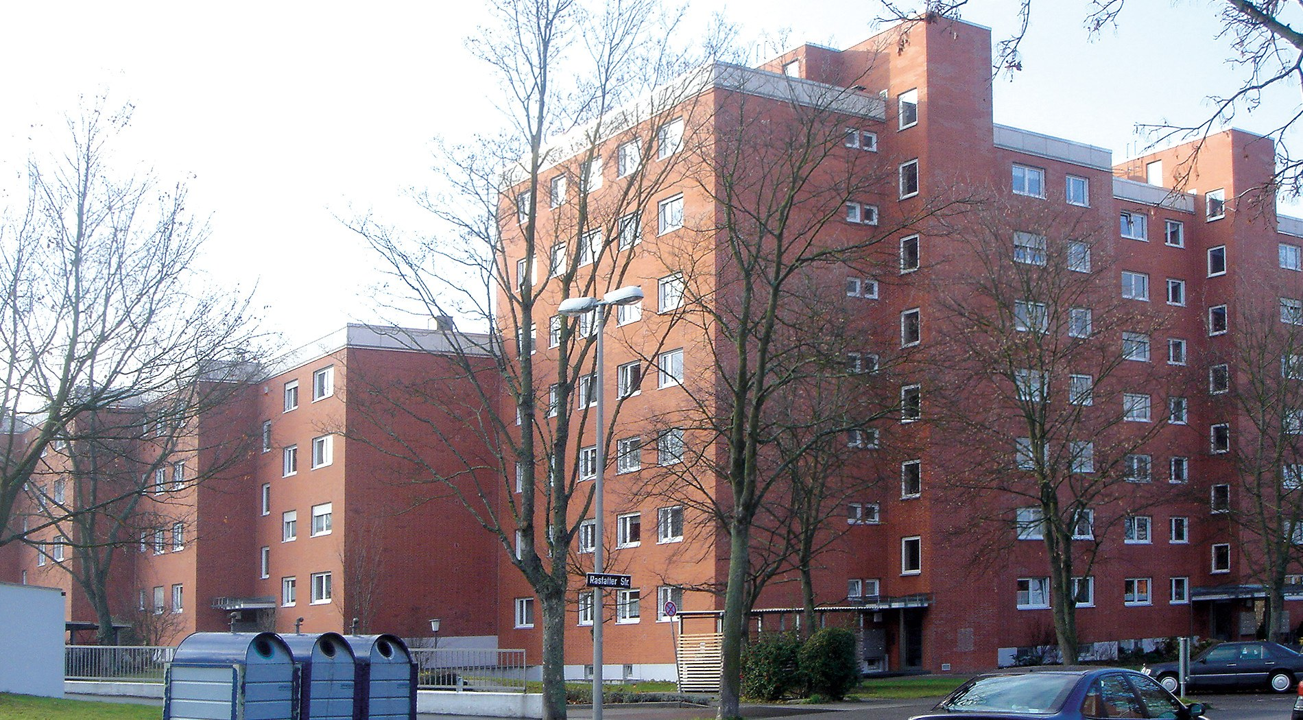 Project: Residential complex in Weilimdorf