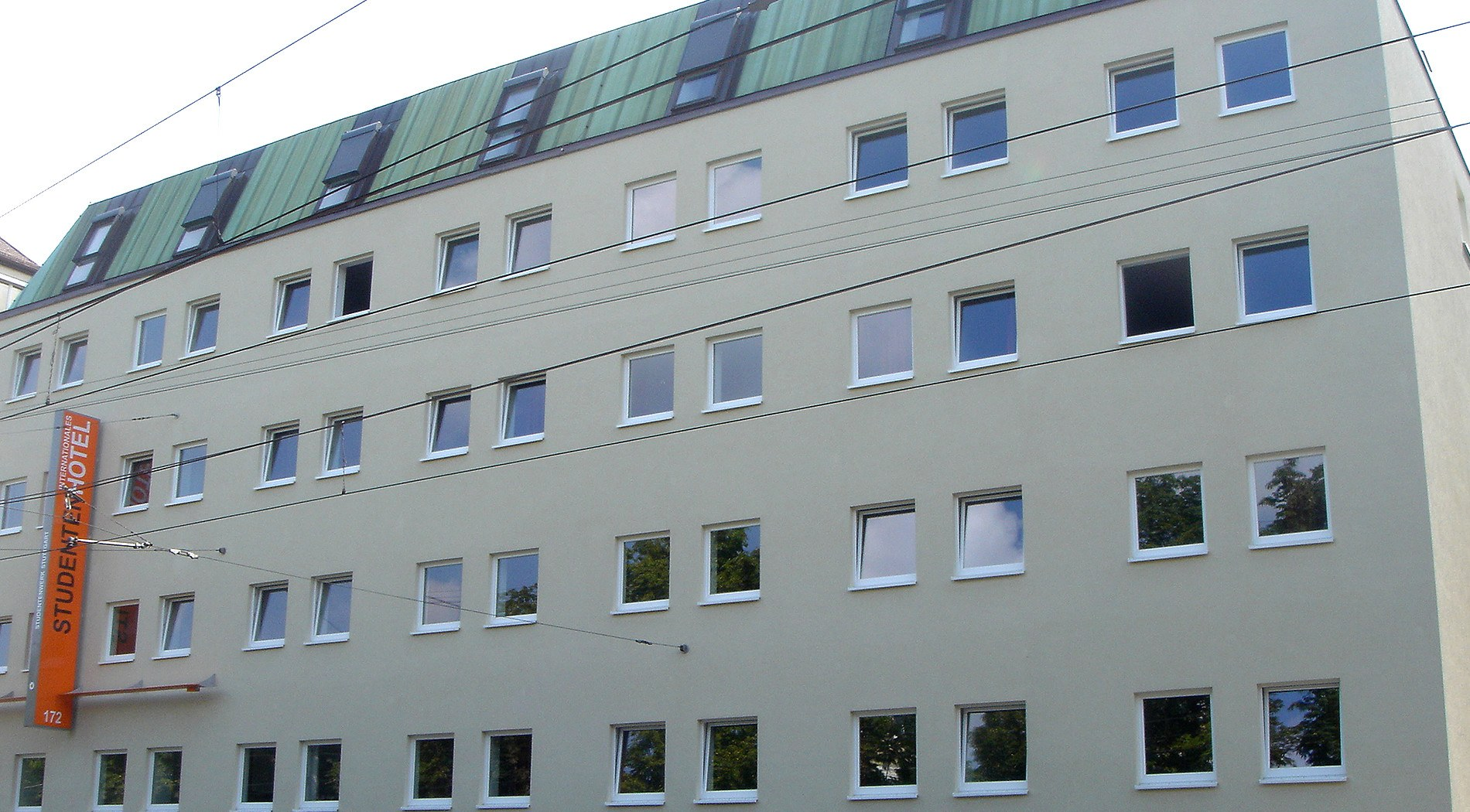 student dorms in Stuttgart - Ost