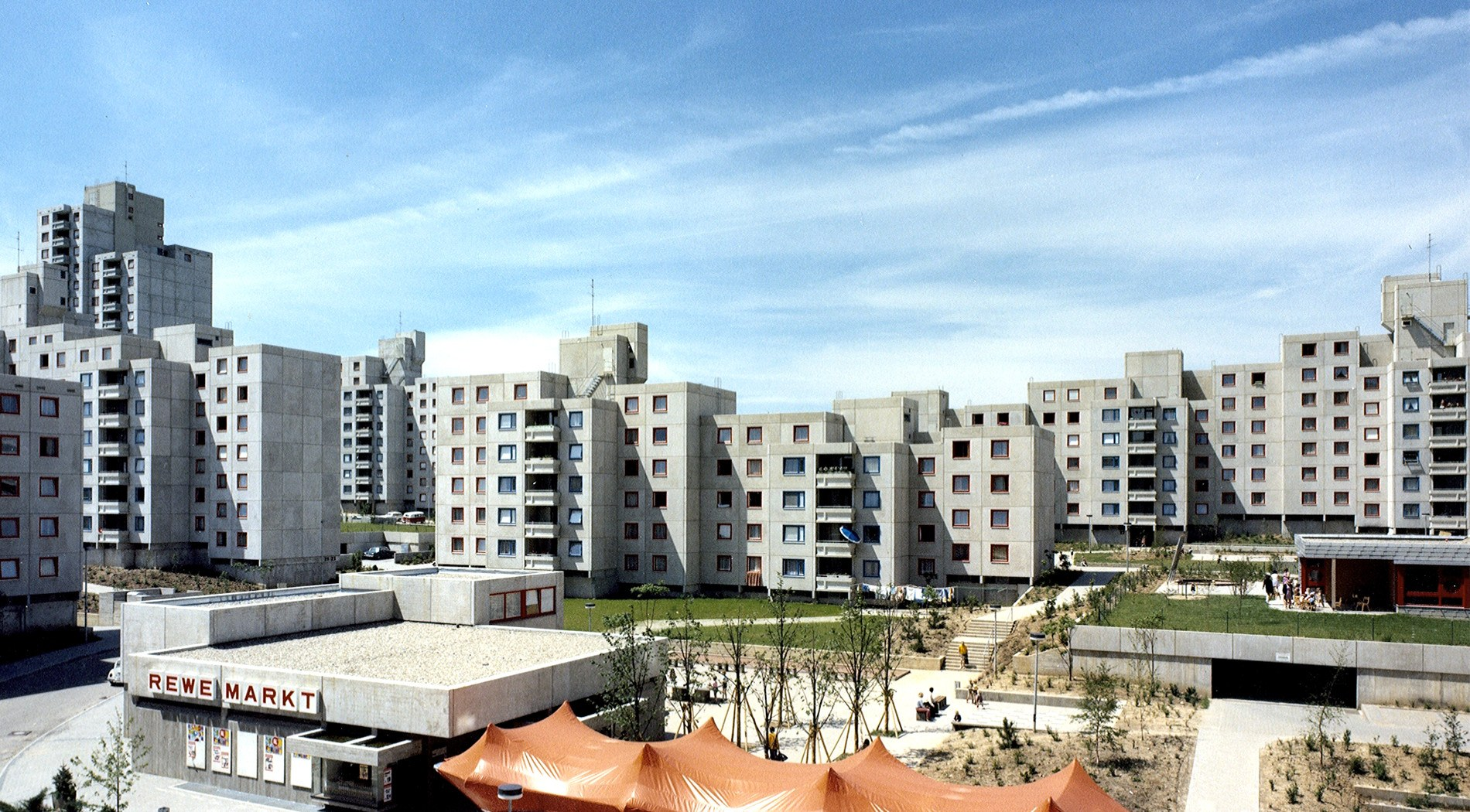 Project: Residential complex Lauchau