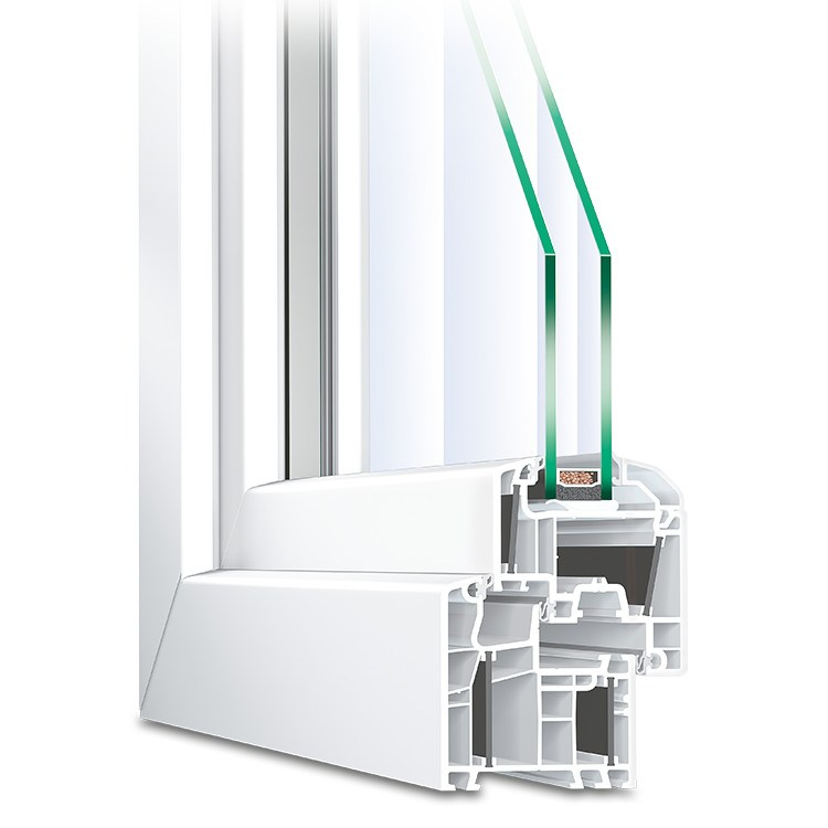 Energeto 5000 Window Profile