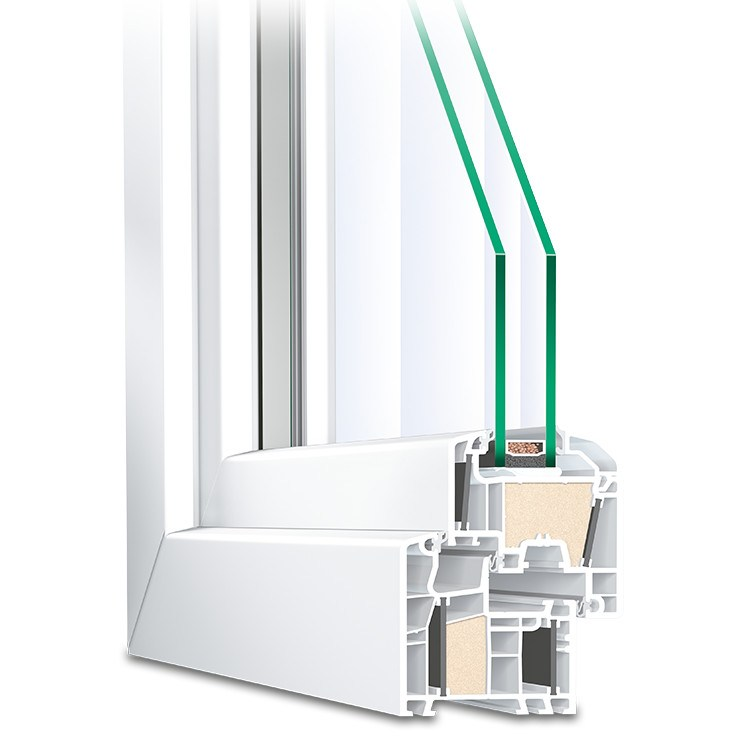 Energy saving windows Energeto 5000ED