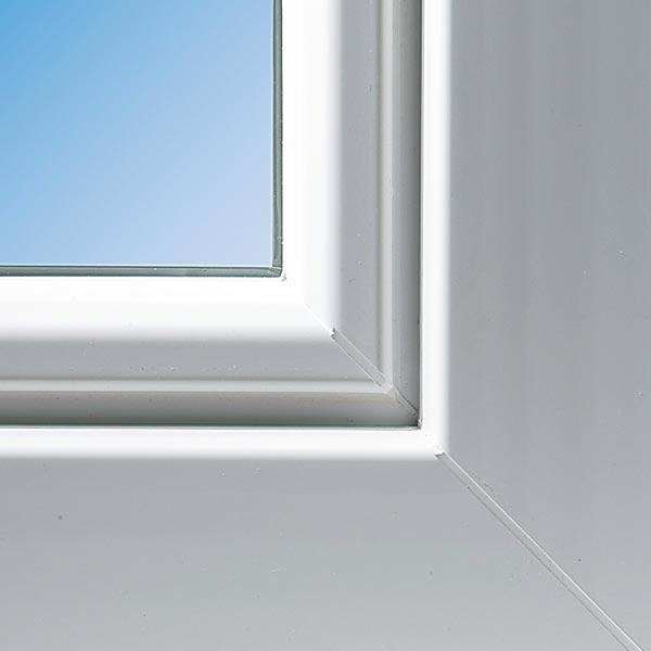 Window frame uPVC