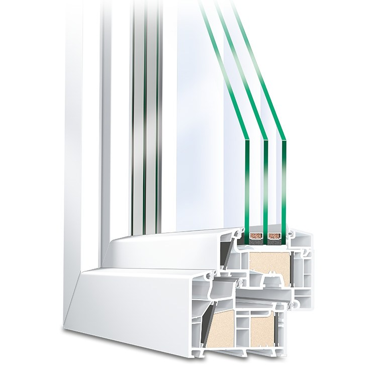 ENERGETO 8000ED recessed design